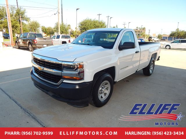 2017 Chevrolet Silverado 1500 Reg Cab in Harlingen, TX 78550