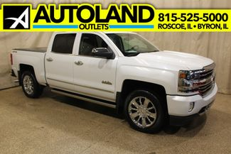 2017 Chevrolet Silverado 1500 4x4 High Country 6.2L in Roscoe IL, 61073