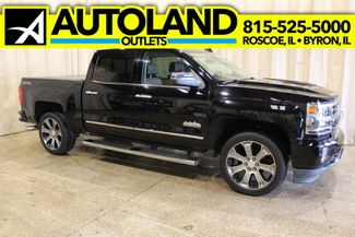 2017 Chevrolet Silverado 1500 High Country 4x4 in Roscoe IL, 61073