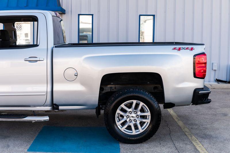 2017 Chevrolet Silverado 1500 LT 4X4 AUTO TRANS CLEAN CARFAX BACKUP CAMERA in Rowlett, Texas