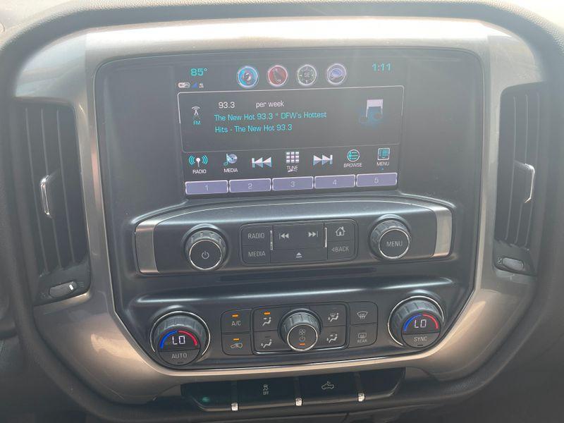 2017 Chevrolet Silverado 1500 5.3L V8 LT Package 1-Owner Clean Carfax Very Nice! in Rowlett, Texas