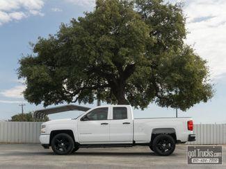 2017 Chevrolet Silverado 1500 4 Door Extended Cab Custom 4.3L V6 in San Antonio, Texas 78217