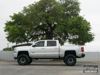 2017 Chevrolet Silverado 1500 Crew Cab LT 5.3L V8 4X4 in San Antonio, Texas 78217