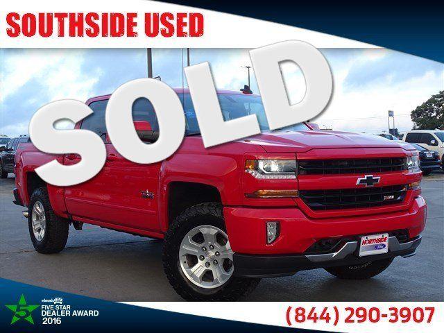 2017 Chevrolet Silverado 1500 LT | San Antonio, TX | Southside Used in San Antonio TX