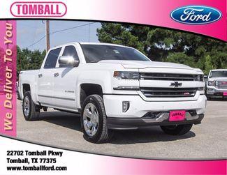 2017 Chevrolet Silverado 1500 LTZ in Tomball, TX 77375