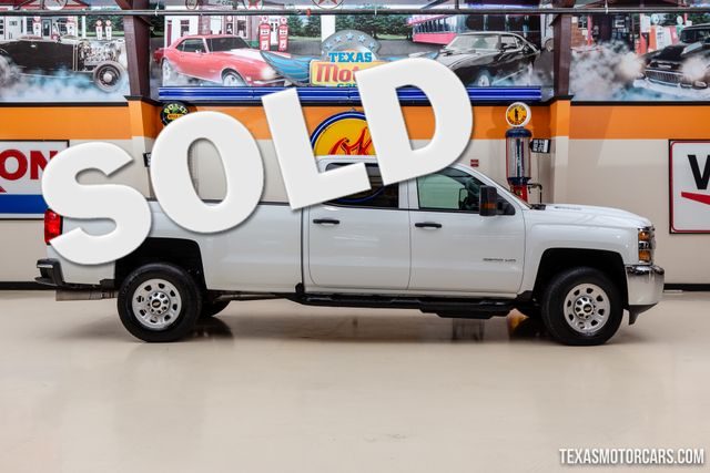 2017 Chevrolet Silverado 2500HD Work Truck 4X4