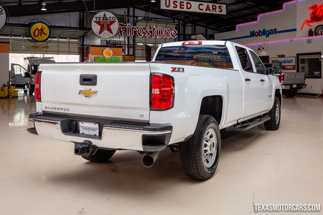 2017 Chevrolet Silverado 2500HD Work Truck 4X4 in Addison, Texas 75001