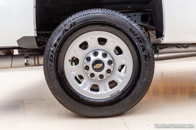 2017 Chevrolet Silverado 2500HD Work Truck 4X4 in Addison, Texas 75001