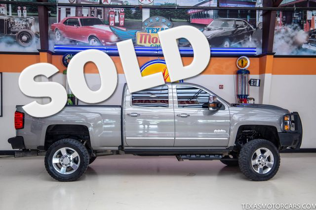 2017 Chevrolet Silverado 2500HD High Country 4x4 in Addison, Texas 75001