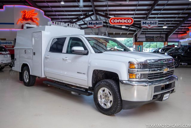 2017 Chevrolet Silverado 2500HD LT 4x4 in Addison, Texas 75001
