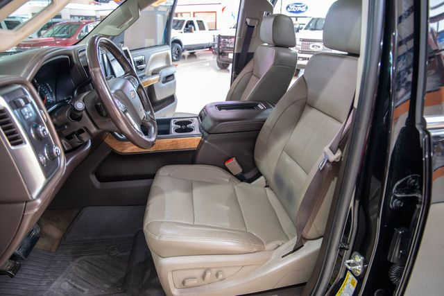2017 Chevrolet Silverado 2500HD LTZ 4x4 in Addison, Texas 75001