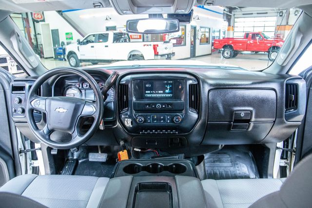 2017 Chevrolet Silverado 2500HD Work Truck SRW 4x4 in Addison, Texas 75001