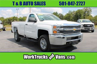 2017 Chevrolet Silverado 2500HD Work Truck in Bryant, AR 72022