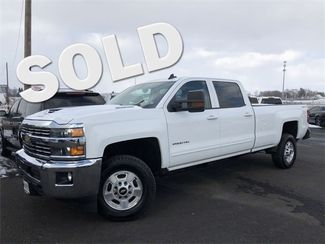2017 Chevrolet Silverado 2500HD LT 4x4 Crew Cab DURAMAX Diesel We Finance | Canton, Ohio | Ohio Auto Warehouse LLC in Canton Ohio
