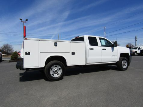 2017 Chevrolet Silverado 2500HD Double Cab 4×4 with New Knapheide Utility Bed in Ephrata, PA