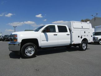 2017 Chevrolet Silverado 2500HD Crew Cab Enclosed Utility 4x4 in Lancaster, PA PA