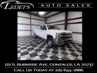 2017 Chevrolet Silverado 2500HD  - Ledet's Auto Sales Gonzales_state_zip in Gonzales