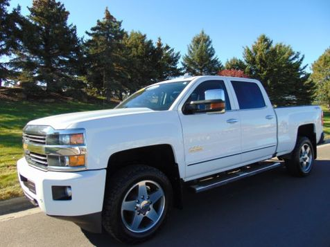 2017 Chevrolet Silverado 2500HD High Country in Great Falls, MT