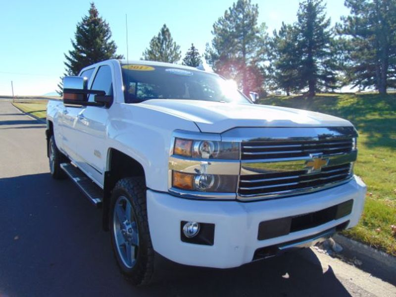 2017 Chevrolet Silverado 2500HD High Country  city MT  Bleskin Motor Company   in Great Falls, MT