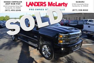 2017 Chevrolet Silverado 2500HD High Country | Huntsville, Alabama | Landers Mclarty DCJ & Subaru in  Alabama