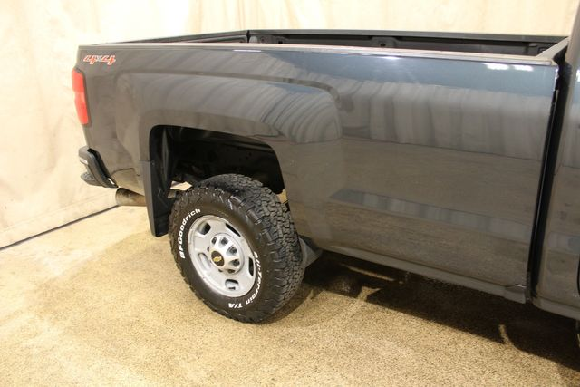 2017 Chevrolet Silverado 2500HD long bed 4x4 diesel Work Truck in Roscoe, IL 61073