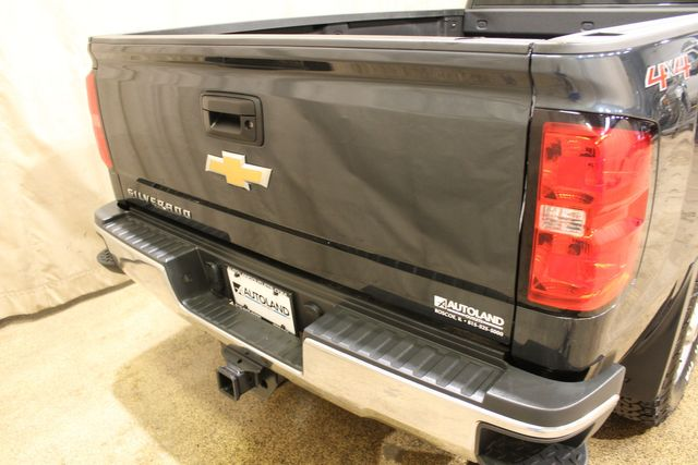 2017 Chevrolet Silverado 2500HD long bed 4x4 diesel Work Truck in Roscoe, IL 61073
