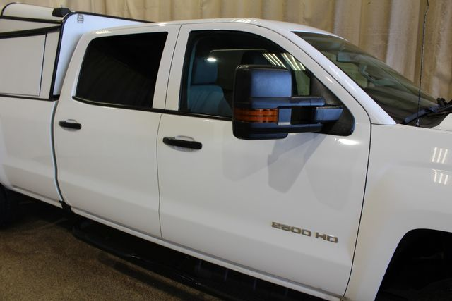 2017 Chevrolet Silverado 2500HD Long Bed Diesel 4x4 Work Truck in Roscoe, IL 61073