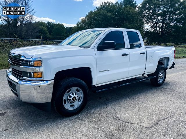 2017 Chevrolet Silverado 2500HD Work Truck Madison, NC 5