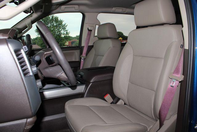 2017 Chevrolet Silverado 2500HD LTZ PLUS Crew Cab 4x4 Z71 - NAV - DURAMAX PLUS! Mooresville , NC 7
