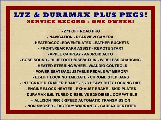 2017 Chevrolet Silverado 2500HD LTZ PLUS Crew Cab 4x4 Z71 - NAV - DURAMAX PLUS! Mooresville , NC 1