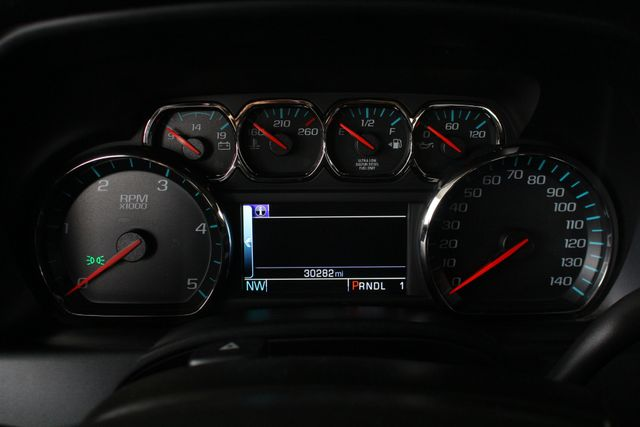 2017 Chevrolet Silverado 2500HD LT Crew Cab 4x4 - DURAMAX - ALLISON Mooresville , NC 16