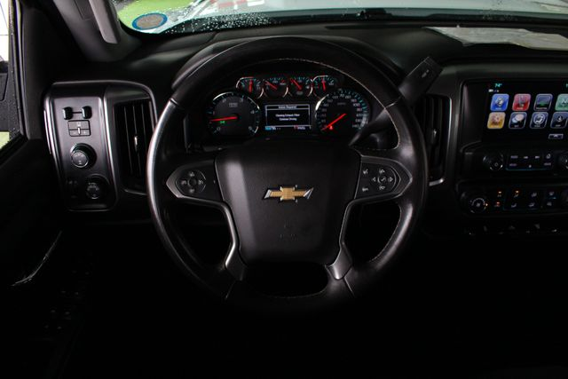 2017 Chevrolet Silverado 2500HD LT Crew Cab 4x4 - DURAMAX - ALLISON Mooresville , NC 15