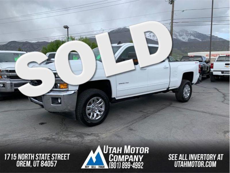 2017 Chevrolet Silverado 2500HD LT | Orem, Utah | Utah Motor Company in Orem Utah