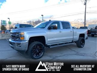 2017 Chevrolet Silverado 2500HD LTZ in , Utah 84057