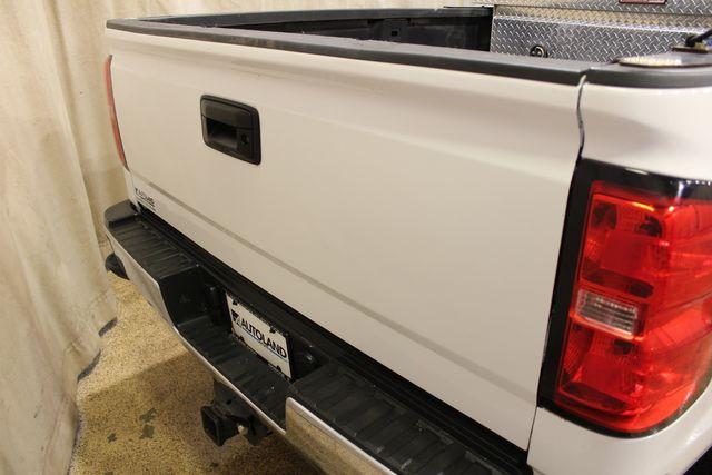 2017 Chevrolet Silverado 2500HD Diesel 4x4 Long Box Work Truck in Roscoe, IL 61073