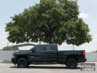 2017 Chevrolet Silverado 2500HD Crew Cab LTZ Z71 6.6L Duramax Turbo Diesel 4X4 in San Antonio Texas, 78217