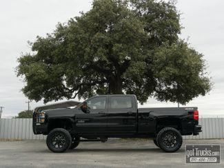 2017 Chevrolet Silverado 2500HD Crew Cab LT Z71 6.0L V8 4X4 in San Antonio, Texas 78217