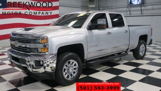 2017 Chevrolet Silverado 2500HD LTZ 2WD Diesel 1 Owner Leather Nav New Tires NICE in Searcy, AR 72143