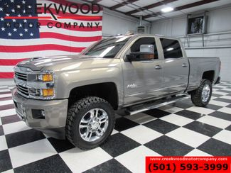 2017 Chevrolet Silverado 2500HD High Country 4x4 Diesel 1 Owner Nav Roof New Tires in Searcy, AR 72143