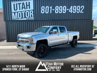 2017 Chevrolet Silverado 2500HD LTZ in Spanish Fork, UT 84660