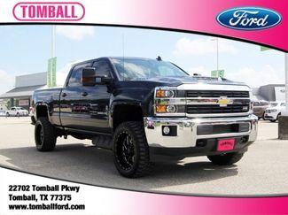2017 Chevrolet Silverado 2500HD LT in Tomball, TX 77375