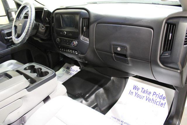 2017 Chevrolet Silverado 2500HD utility box 4x4 diesel Work Truck in Roscoe, IL 61073