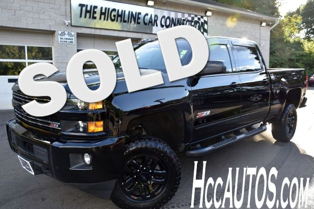 2017 Chevrolet Silverado 2500HD LT Waterbury, Connecticut
