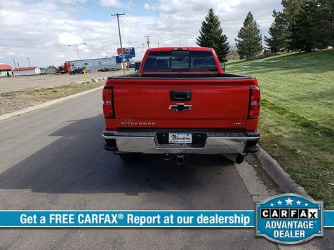 2017 Chevrolet Silverado 3500 4WD Crew Cab LTZ SRW Longbed in Great Falls, MT