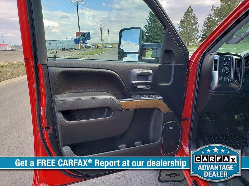 2017 Chevrolet Silverado 3500 4WD Crew Cab LTZ SRW Longbed  city MT  Bleskin Motor Company   in Great Falls, MT