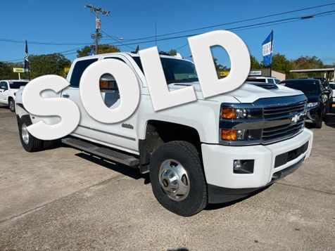 2017 Chevrolet Silverado 3500 High Country in Lake Charles, Louisiana
