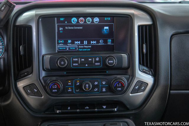 2017 Chevrolet Silverado 3500HD LT 4x4 in Addison, Texas 75001