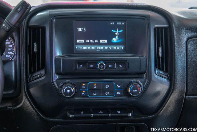 2017 Chevrolet Silverado 3500HD DRW 4x4 in Addison, Texas 75001