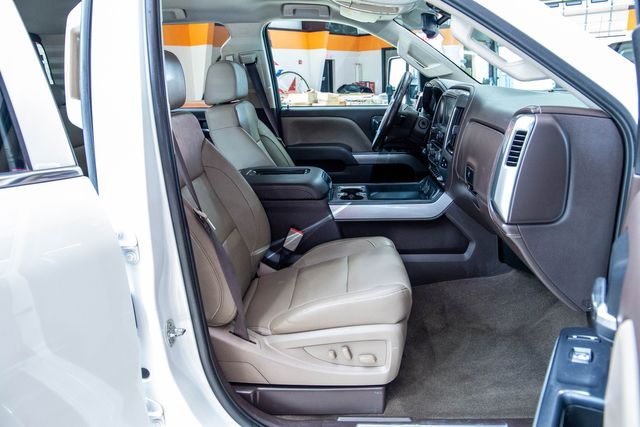 2017 Chevrolet Silverado 3500HD LTZ SRW 4x4 in Addison, Texas 75001