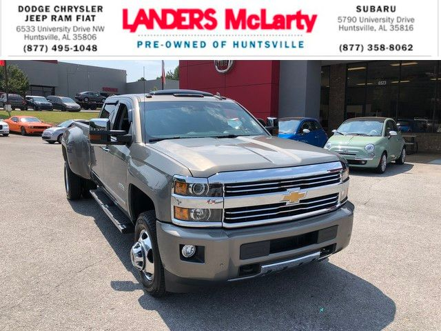 2017 Chevrolet Silverado 3500HD High Country | Huntsville, Alabama | Landers Mclarty DCJ & Subaru in  Alabama
